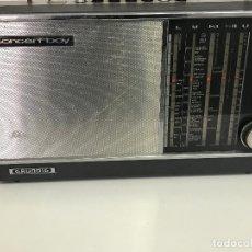 Radios antiguas: APARATO DE RADIO MARCA GRUNDIG CONCERBOY FUNCIONANDO PERFECTAMENTE . Lote 175146837