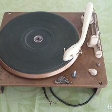 Radios antiguas: TOCADISCOS PERPETUUM EBNER AÑOS 50. Lote 175236472