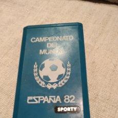 Radios antiguas: RADIO CAMPEONATO DEL MUNDO. Lote 175284778