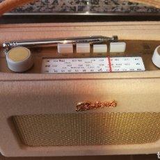 Radios antiguas: ESTUPENDO RADIO TRANSISTOR TIPO MALETIN. Lote 173597684