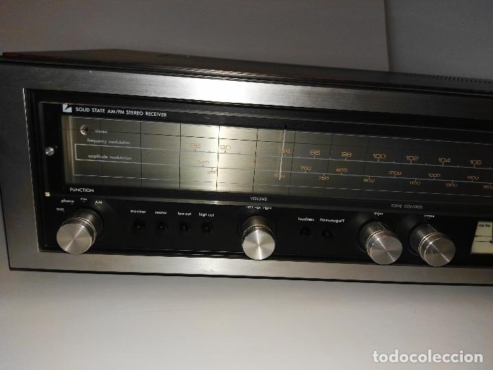 Radios antiguas: LUXMAN / LUXMAN R -1030- Sonido Excepcional !! ver Ver fotos!! - Foto 3 - 175344719