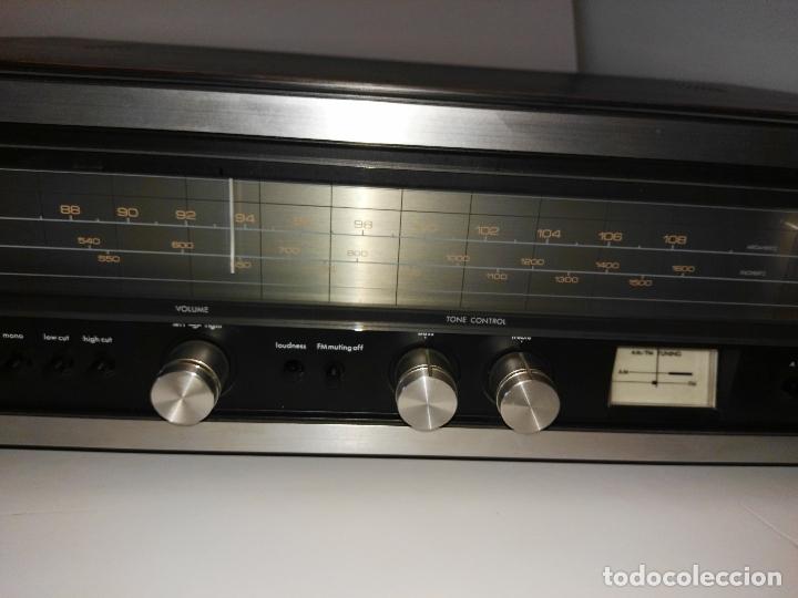 Radios antiguas: LUXMAN / LUXMAN R -1030- Sonido Excepcional !! ver Ver fotos!! - Foto 4 - 175344719