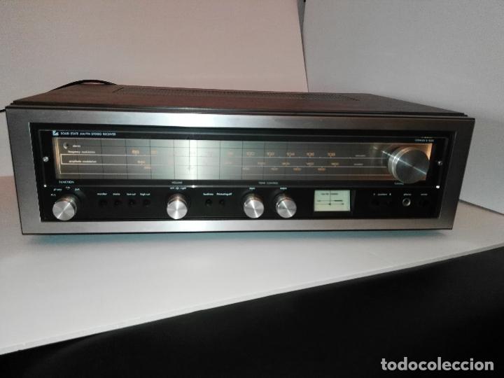 LUXMAN / LUXMAN R -1030- SONIDO EXCEPCIONAL !! VER VER FOTOS!! (Radios, Gramófonos, Grabadoras y Otros - Transistores, Pick-ups y Otros)