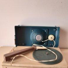 Radios antiguas: TOCADISCO VINTAGE ASKAR PHILIPS PICK UP. Lote 175450588