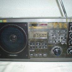 Radios antiguas: RADIO MULTIBANDAS PHILIPS D2935PLL. Lote 175548300
