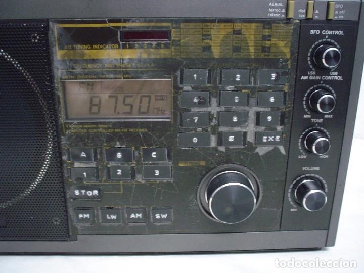 Radios antiguas: RADIO MULTIBANDAS PHILIPS D2935PLL - Foto 4 - 175548300