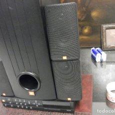 Radios antiguas: PROCESADOR DE SONIDO **JBL SC 200**. Lote 175642208
