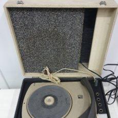Radios antiguas: TOCADISCOS KONIGER JUNIOR DUAL 300. Lote 175675772