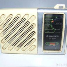 Radios antiguas: RADIO TRANSISTOR SANYO - RP 1280. Lote 175703254