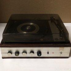 Radios antiguas: TOCADISCOS. BETTOR. MODELO EF-41. DUAL 420. FUNCIONANDO. SIN ALTAVOCES. . Lote 175758513