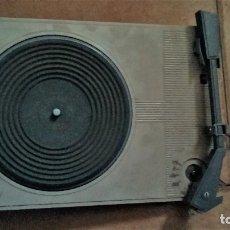 Radios antiguas: TOCADISCOS PARA DESPIECE.. Lote 175775789