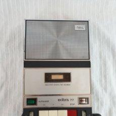 Radios antiguas: REPRODUCTOR DE CASSETTE EX LIBRIS. Lote 175856859
