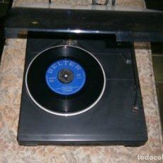Radios antiguas: GIRA DISCOS MARCA KENWOOD FUNCIONANDO. Lote 175878084