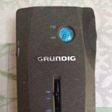 Radios antiguas: RADIO GRUNDIG. Lote 175933774