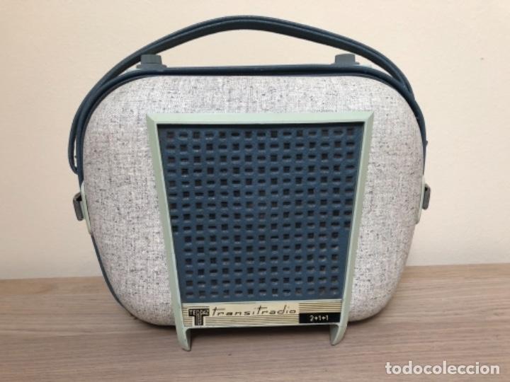 Radios antiguas: RADIO TOCADISCOS TEPAZ AÑOS 60 - DIFICILÍSIMO!!! - Foto 9 - 175991377