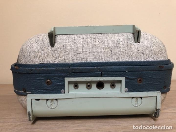 Radios antiguas: RADIO TOCADISCOS TEPAZ AÑOS 60 - DIFICILÍSIMO!!! - Foto 10 - 175991377