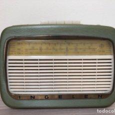 Radios antiguas: TRANSISTOR INGELEN. Lote 175991933