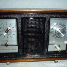 Radios antiguas: RADIO RELOJ JULIETTE TR-50C. Lote 176020723