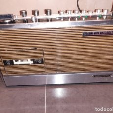 Radios antiguas: FABULOSO RADIO CASSETTE GRUNDIG CONCERT BOY-RECORDER C340. Lote 176171797