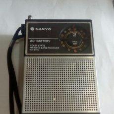 Radios antiguas: RADIO SANYO RP 5115. Lote 176186008