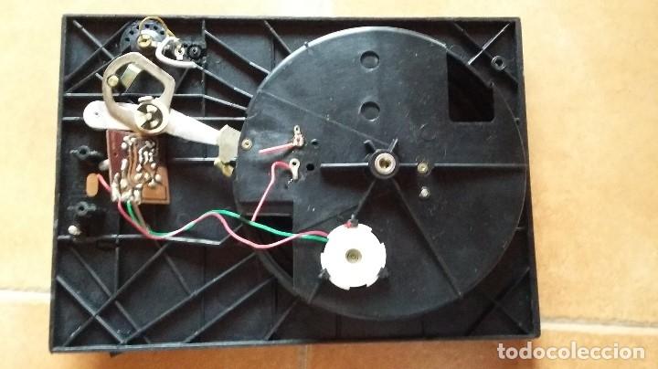 Radios antiguas: tocadiscos stibert para despiece. - Foto 2 - 176205638