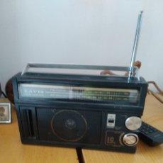 Radios antiguas: RADIO LAVIS. Lote 176365247