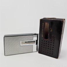 Radios antiguas: ANTIGUO RADIO TRANSISTOR STANDARD TINY PAL. Lote 176494179