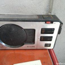Radios antiguas: TRANSISTOR RADIO PHILIPS. Lote 176807265