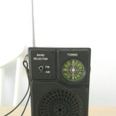 Radios antiguas: RADIO SEIKO SOLID STATE. Lote 176918538