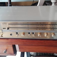 Radios antiguas: SINTONIZADOR RADIO Y PLETINA SANKEI TCH-150 ALTA CALIDAD FUNCIONANDO VER VIDEO. Lote 177038784
