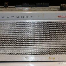 Radios antiguas: BLAUPUNKT DIVA K 7.657.440, ANTIGUA RADIO A TRANSISTORES DE 1967. Lote 177079360