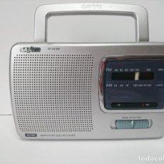 Radios antiguas: 3_RADIO TRANSISTOR SANYO RP 6165F. Lote 177472424