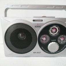 Radios antiguas: 5_RADIO TRANSISTOR SONIA SR2027. Lote 174011983