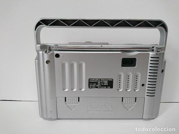 Radios antiguas: 5_Radio transistor Sonia SR2027 - Foto 5 - 174011983