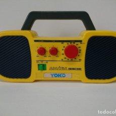 Radios antiguas: 6_RADIO TRANSISTOR INFANTIL YOKO YTL-535. Lote 168185508
