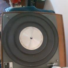 Radios antiguas: PLATO GIRADISCOS GARRARD,,,,,,,,,,, DISCRIC.. Lote 177576719