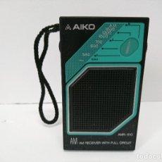 Radios antiguas: 8_ RADIO TRANSISTOR AIKO AMR 610. Lote 177642503