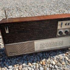 Radios antiguas: ANTIGUA RADIO INTER, EUROMODEL 90. MIDE 41CMS DE LARGO X 19,5CMS ALTURA. Lote 177713735