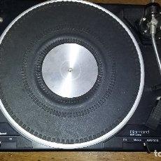 Radios antiguas: TOCADISCOS GARRARD BELT DRIVE.. Lote 177738303