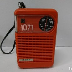 Radios antiguas: 27-RADIO TRANSISTOR RADIOLA 1071. Lote 178104067