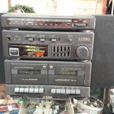 Radios antiguas: EQUIPO DE MÚSICA INTRON. Lote 178110925