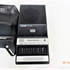 Radios antiguas: CASSETTE GRABADOR NATIONAL PANASONIC AÑO 1978. Lote 178270668