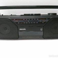 Radios antiguas: 47-RADIO CASSETTE PHILIPS AQ 5190. Lote 74273859
