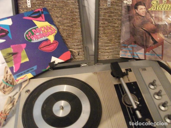 Radios antiguas: PICK -UP STEREO STIBERT MODEL 708 - Foto 3 - 178307373