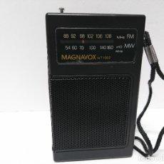 Radios antiguas: 52-RADIO TRANSISTOR MAGNAVOX NT1002. Lote 178309888