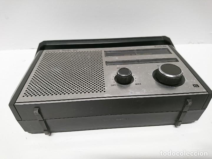 Radios antiguas: 54-Radio transistor Radiola Al 90 182 - Foto 3 - 178310783