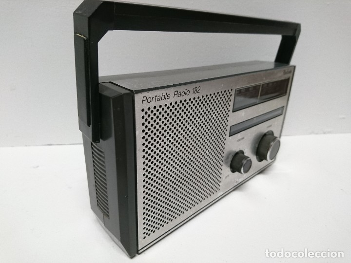 Radios antiguas: 54-Radio transistor Radiola Al 90 182 - Foto 5 - 178310783