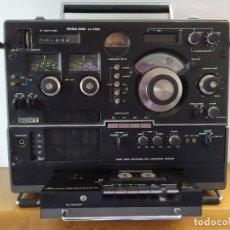 Radios antiguas: RADIO CASSETTE MARCA SONY WORLD RECIVER CRF 330K. Lote 178388530