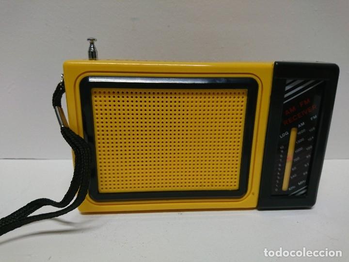 60-RADIO TRANSISTOR INTERNATIONAL FX 33 (Radios, Gramófonos, Grabadoras y Otros - Transistores, Pick-ups y Otros)