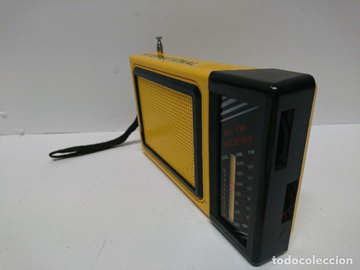 Radios antiguas: 60-Radio transistor International FX 33 - Foto 3 - 178390050